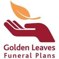 golden leaves funeral plans logo